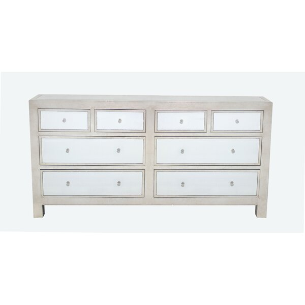 Carone 8 Drawer Accent Chest by House of Hampton