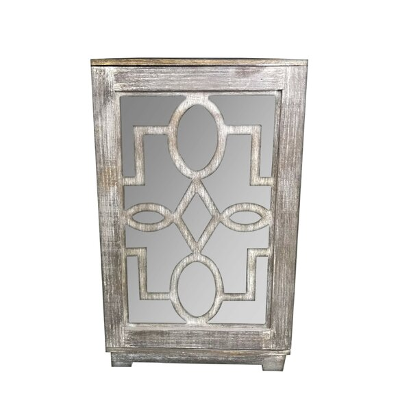 Hallie 1 Door Accent Cabinet by Ophelia & Co.