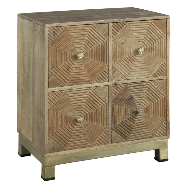 Chickerell 4 Double Dresser by Mercer41