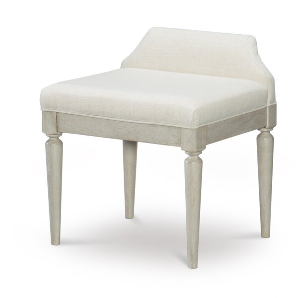 Alaina Vanity Stool by One Allium Way
