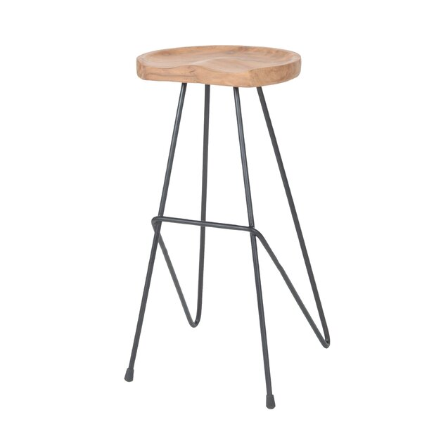 Layna Stool by Gracie Oaks