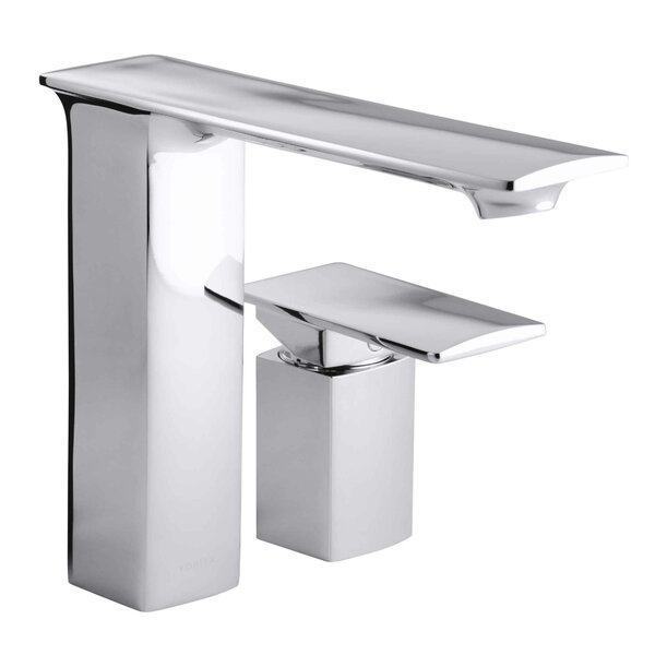 Stance Deck-Mount Bath Faucet with Lever Handle by Kohler