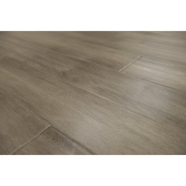 Bern 5 Engineered Birch Hardwood Flooring in Fog by Branton Flooring Collection