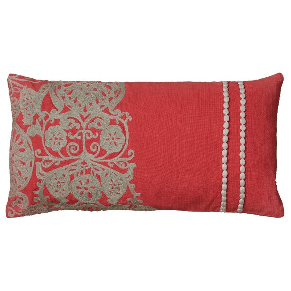 Daeshawna Lumbar Pillow by Wildon Home ®
