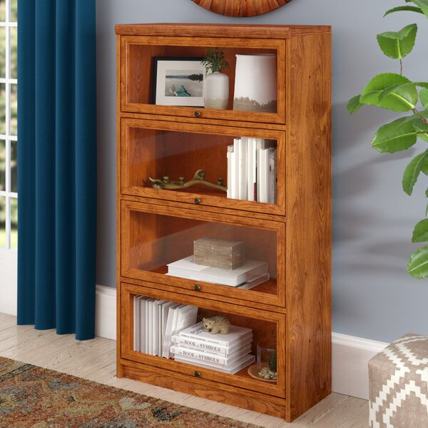Emilie Barrister Bookcase by Mistana