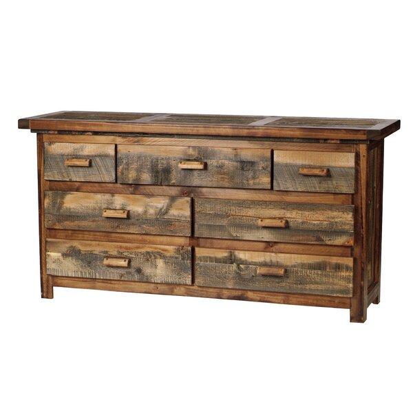 Jaramillo 7 Drawer Dresser by Loon Peak