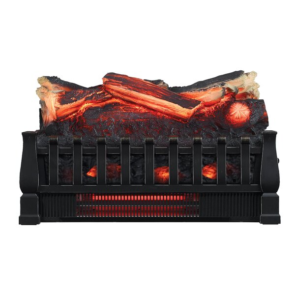Doroteia Duraflame® Electric Logs By Charlton Home