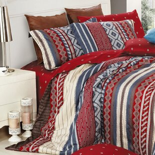 Inexpensive Algonquin 220 Thread Count Cotton Sheet Set ByNorth Home