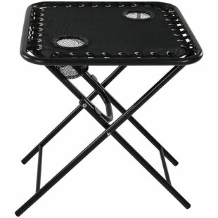 Read Reviews Camille Zero Gravity Folding Side Table By Freeport Park