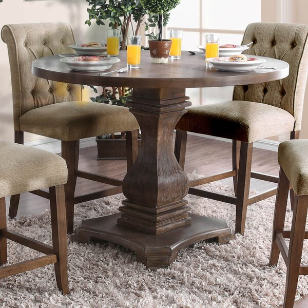 Fishponds Dining Table by Gracie Oaks