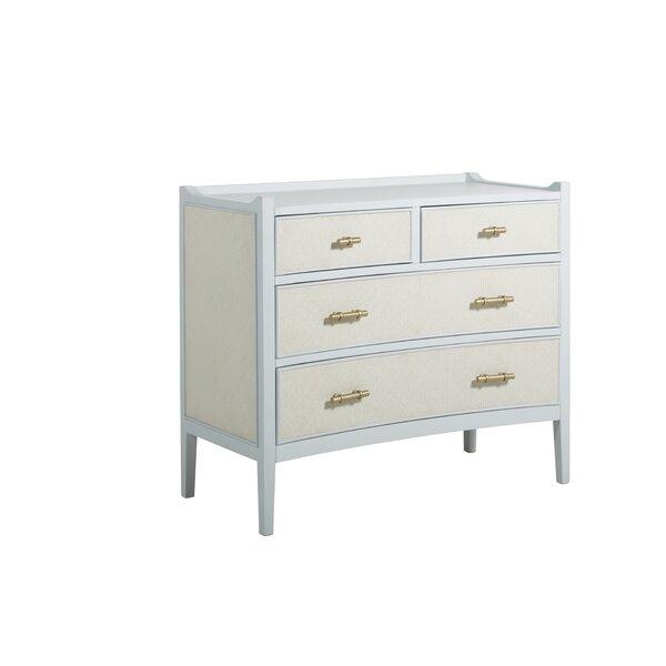 Jane 4 Drawer Dresser by Gabby