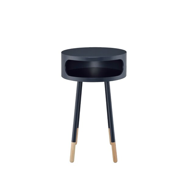 Ladwig End Table by Wrought Studio