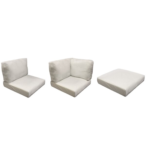 14 Piece Indoor/Outdoor Cushion Set by Orren Ellis Orren Ellis