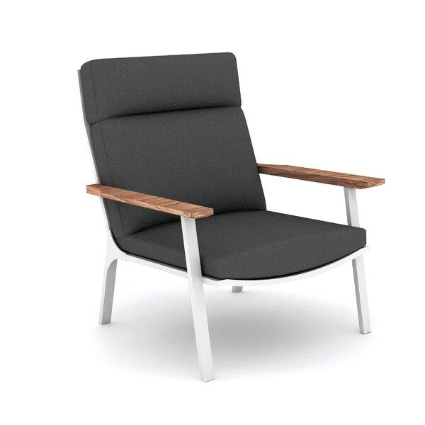 Klara High Back Lounge Arm Chair by Mindo USA, Inc.