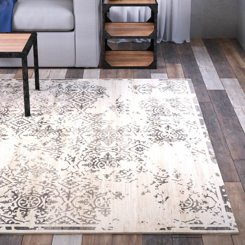 Borough Wharf Phineas Beige Area Rug Amp Reviews Wayfair Co Uk