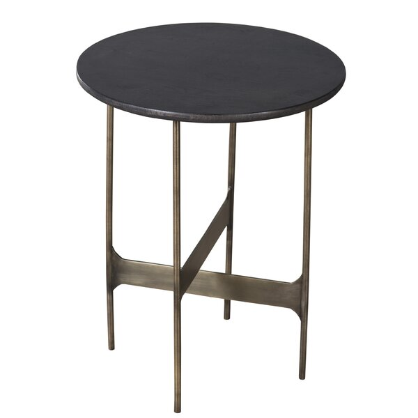 Hilario 4 Legs End Table by Brayden Studio Brayden Studio