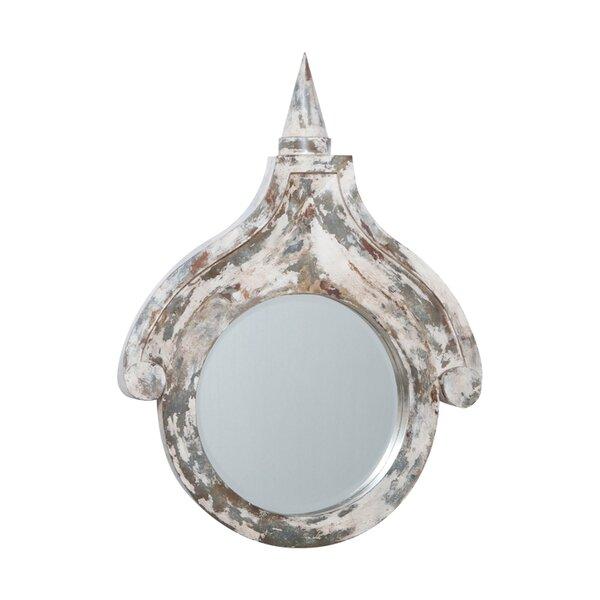 Halstein Accent Wall Mirror by One Allium Way
