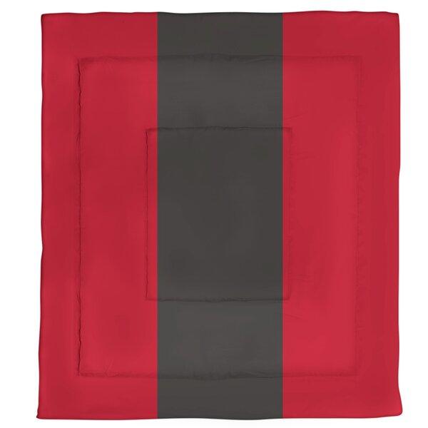 Chicago Hockey Single Reversible Comforter