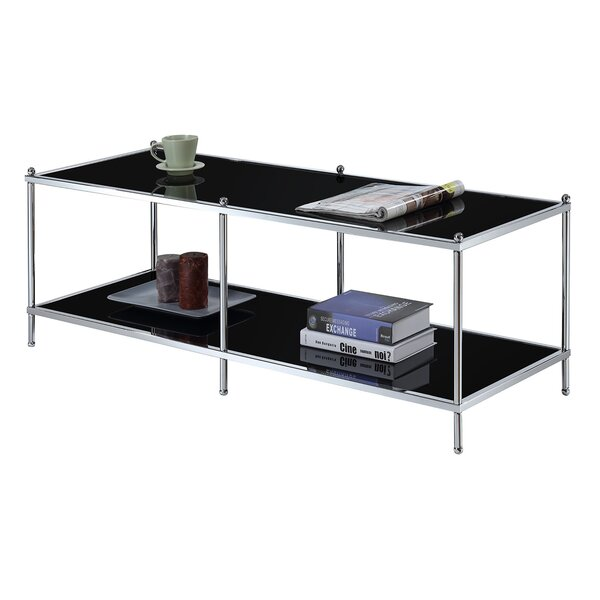 Cathleen Coffee Table With Storage By Willa Arlo Interiors