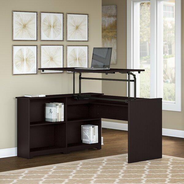 Hillsdale Height Adjustable Corner Standing Desk
