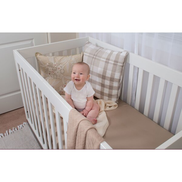 Fitted Crib Sheet by BedVoyage