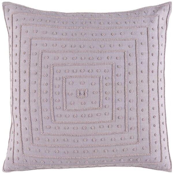 Beverly Cotton Lumbar Pillow by Eider & Ivory