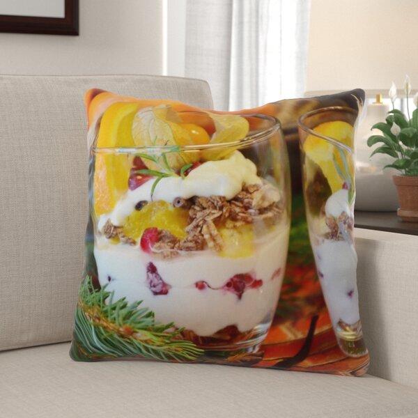 Gregg Quark Indoor/Outdoor Canvas Throw Pillow