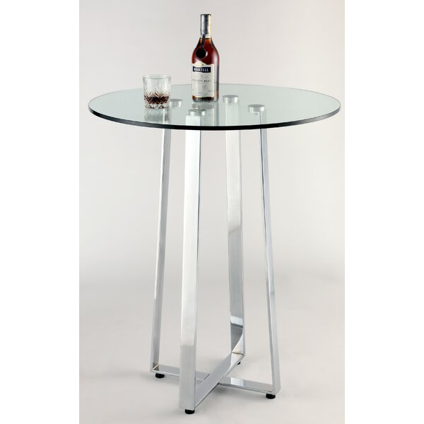 Chambers Counter Height Pub Table by Chintaly Imports