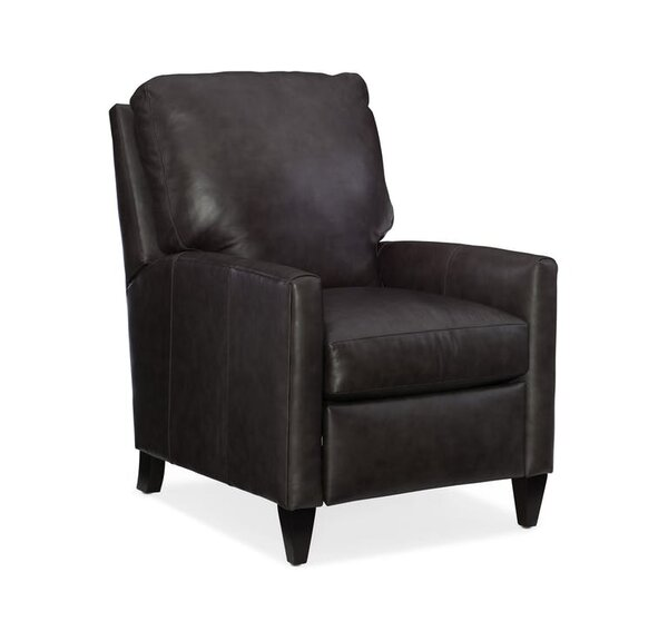 Charlotte Leather Recliner by Bradington-Young