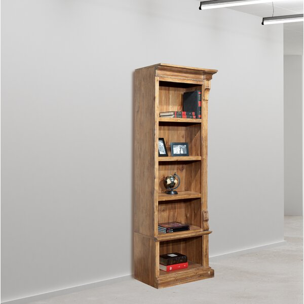 Aceves Standard Bookcase by Loon Peak