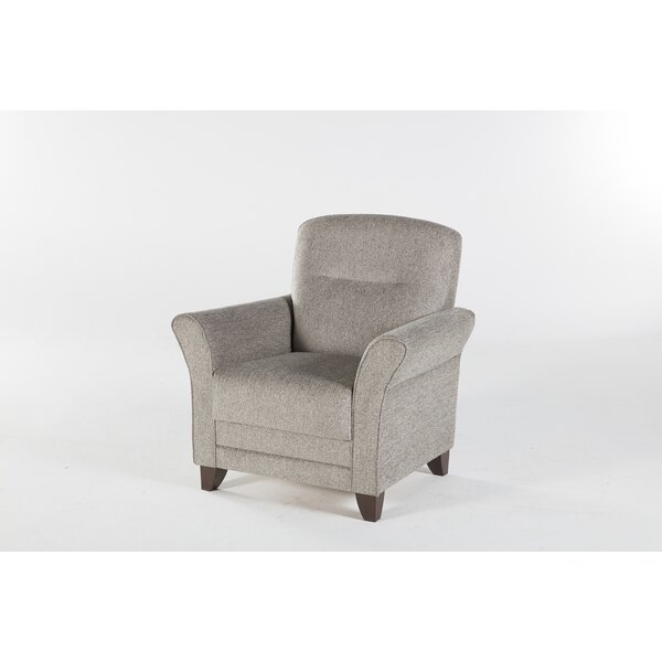 Alister Convertible Chair (Set Of 2) By Latitude Run