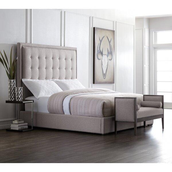 Taro Upholstered Platform Bed by Brayden Studio