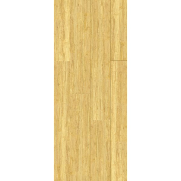 5 Engineered Bamboo Flooring in Honey by Bamboo Hardwoods