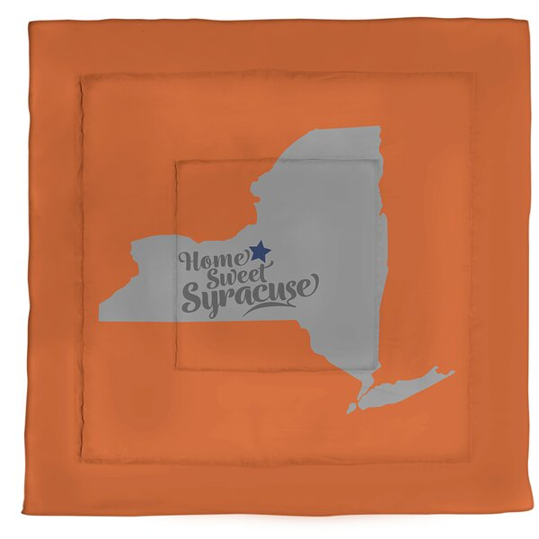 Syracuse Single Reversible Comforter