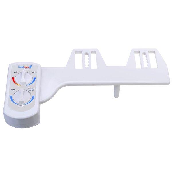Fresh Spa Dual Temperature Bidet Attachment by Bro