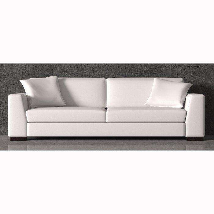 Sensational Vanita Top Grain Leather Sofa Inzonedesignstudio Interior Chair Design Inzonedesignstudiocom