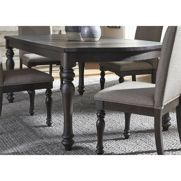 Bulpitt Dining Table by Three Posts