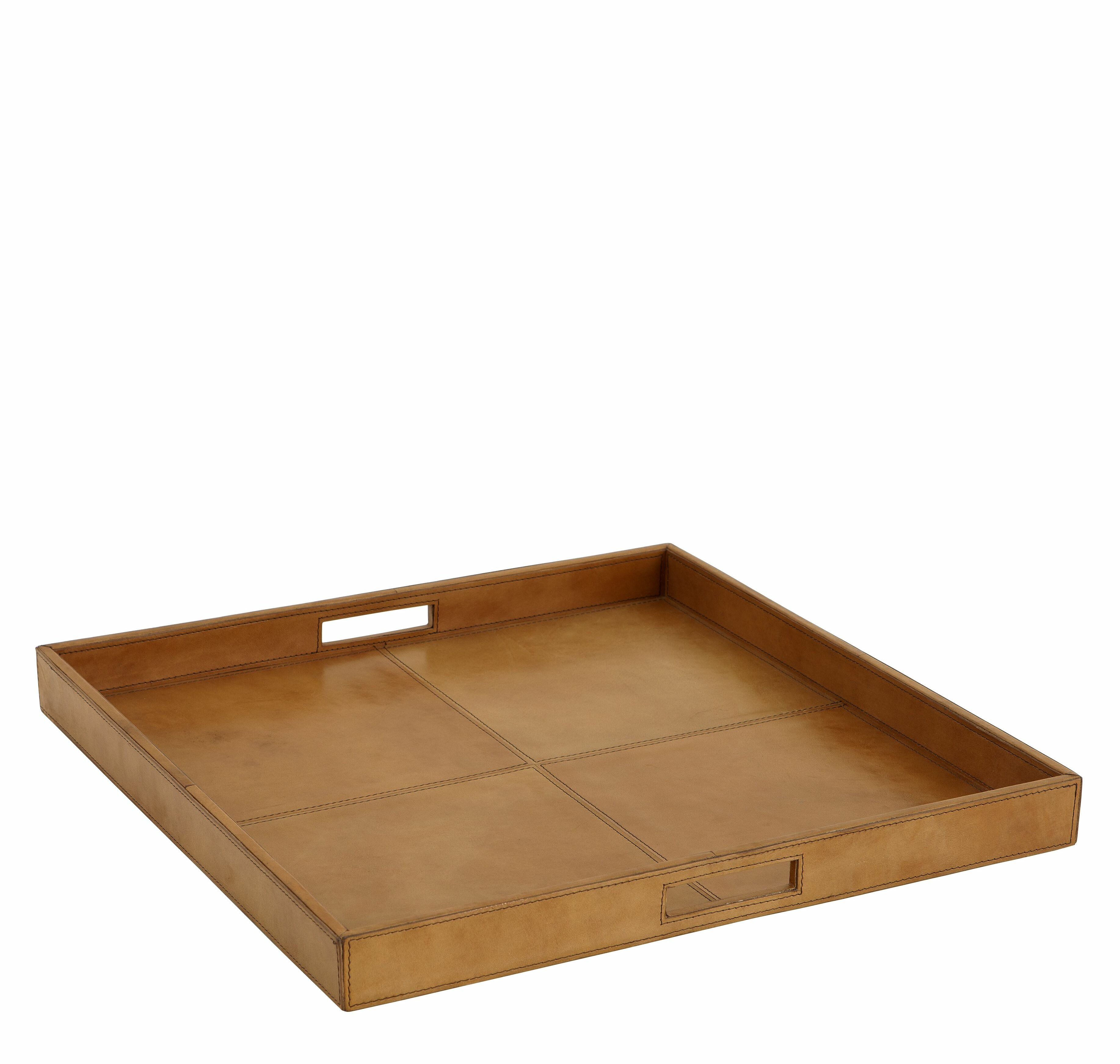 Eichholtz Dolce Leather Serving Tray