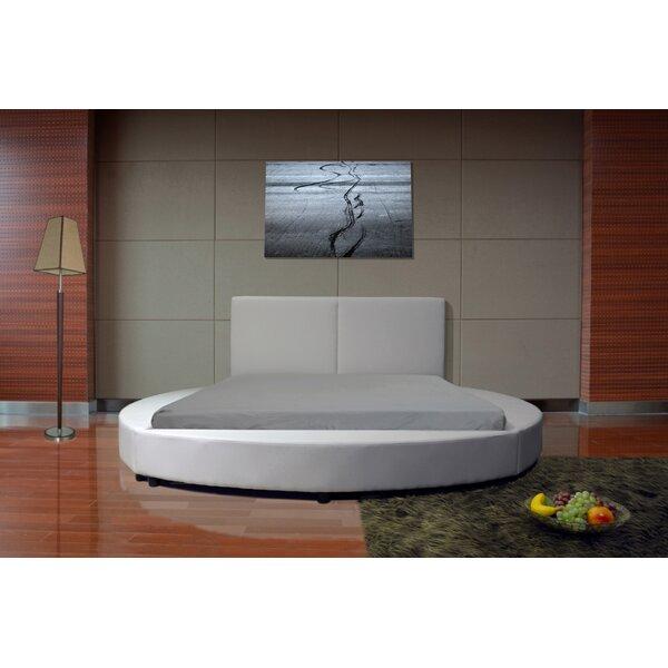 Lura Upholstered Platform Bed by Orren Ellis