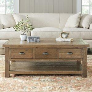 Rustic Coffee Tables farmhouse & rustic coffee tables | birch lane