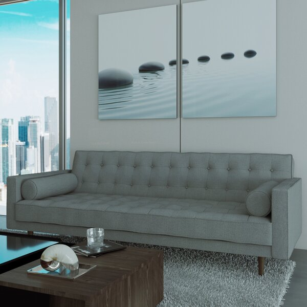 Living Sleeper Sofa by UrbanMod