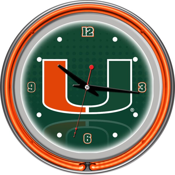 14.5 Wall Clock by Trademark Global