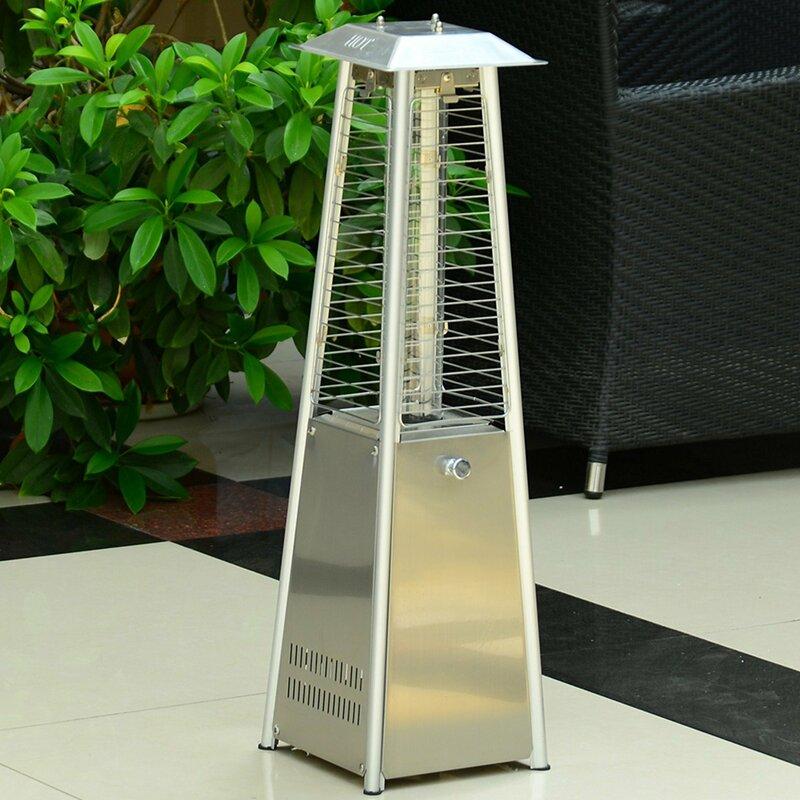 Garden Table Top Propane Patio Heater