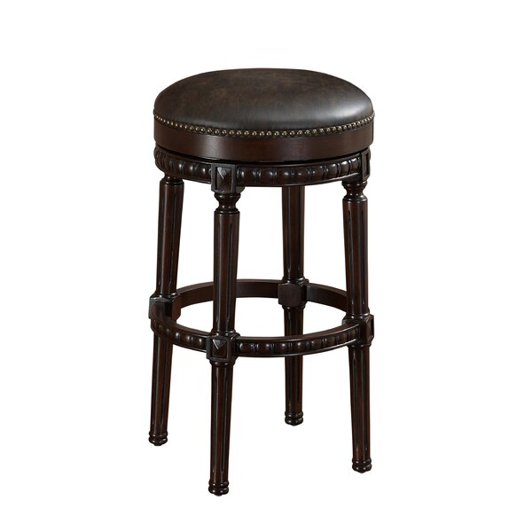 Osmond 30 Swivel Bar Stool by Astoria Grand