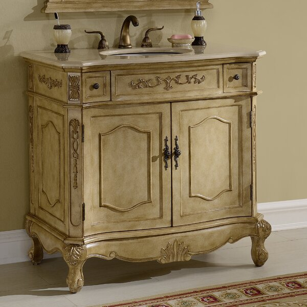 Mangold 36 Single Bathroom Vanity by Astoria Grand