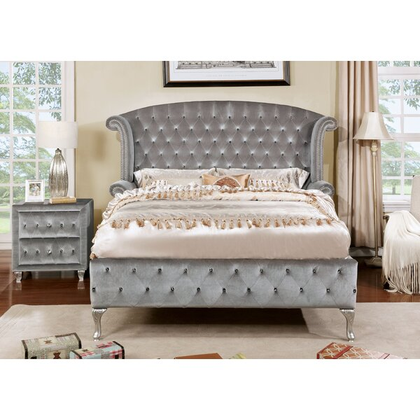 Mcnaughton Configurable Bedroom Set by House of Hampton