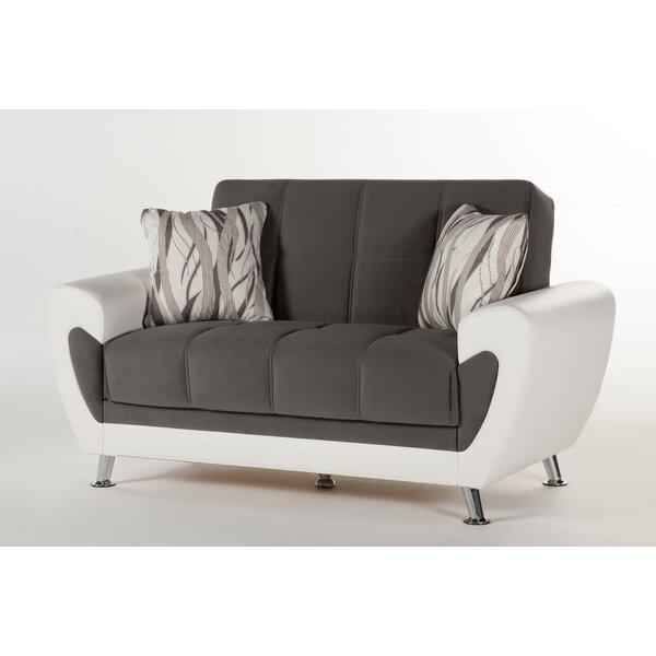 Solihull Plato Sofa Bed by Orren Ellis