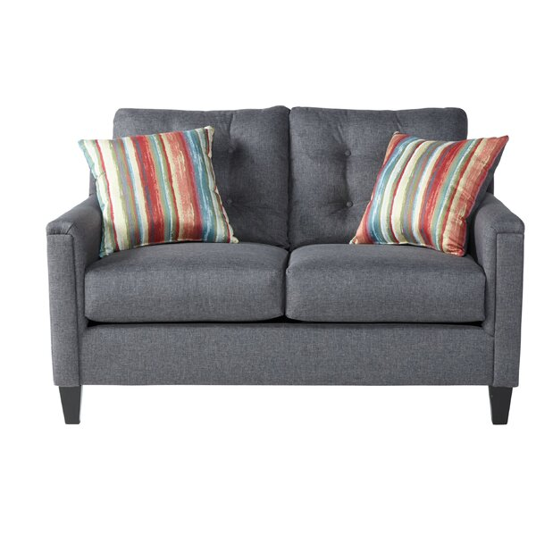 Longshore Loveseat by Latitude Run