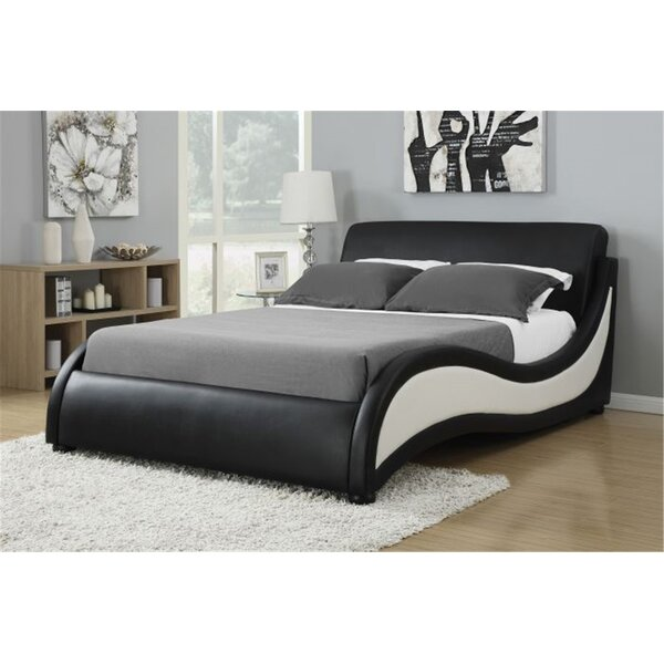 Citadel Upholstered Platform Bed by Orren Ellis