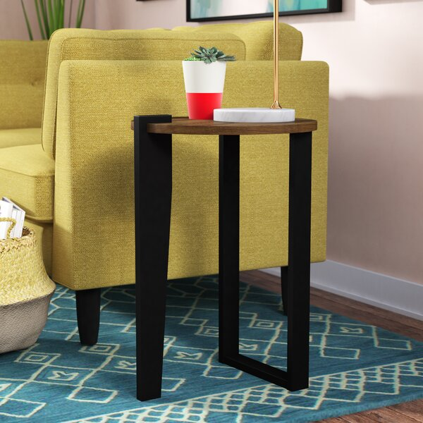 Enright End Table by Ebern Designs
